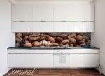 Photo wallpaper - Coffee beans